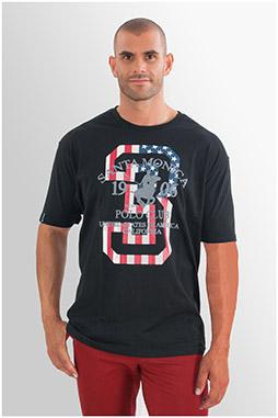 Sport, Camisetas M. Corta, 107691, NEGRO