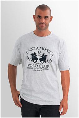 Sport, Camisetas M. Corta, 107692, GRIS MEDIO