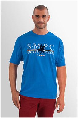 Sport, Camisetas M. Corta, 107693, ROYAL
