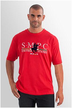 Sport, Camisetas M. Corta, 107693, ROJO