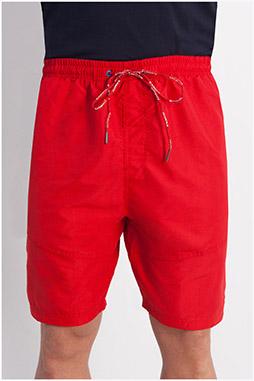 Pantalones, Bañadores, 107696, ROJO