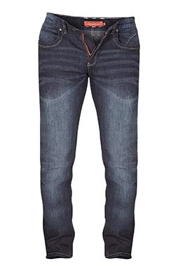Pantalones, Vaqueros, 107704, INDIGO