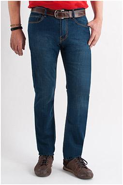 Pantalones, Vaqueros, 107732, INDIGO