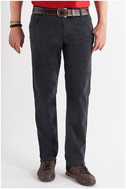 Pantalones, Vaqueros, 107733, ANTRACITA