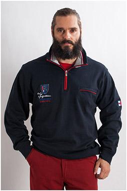 Sport, Polos M. Larga, 107742, MARINO