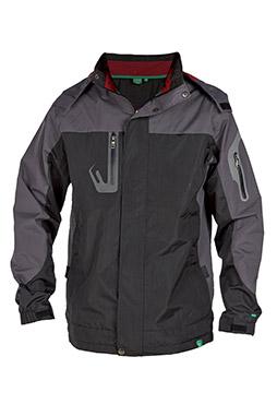 Abrigo, Chaquetones y Piel, 107800, NEGRO