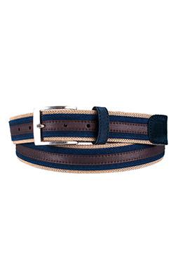 Complementos, Cinturones, 107827, MARRON