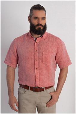 Camisas, Sport Manga Corta, 107855, CORAL