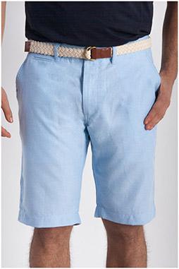 Pantalones, Bermudas, 107879, CELESTE