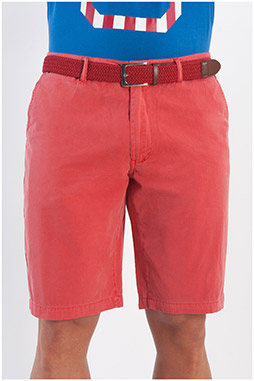 Pantalones, Bermudas, 107880, CORAL
