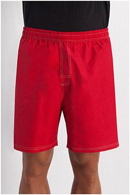 Pantalones, Bañadores, 107908, ROJO