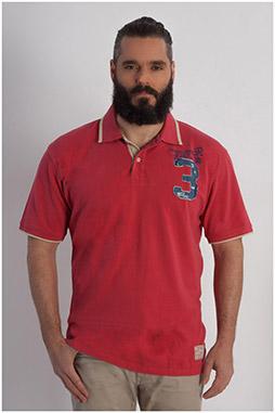 Sport, Polos M. Corta, 107918, CORAL