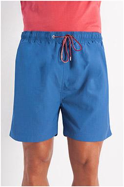 Pantalones, Bañadores, 107920, COBALTO