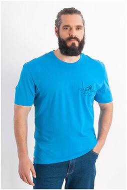 Sport, Camisetas M. Corta, 107926, COBALTO