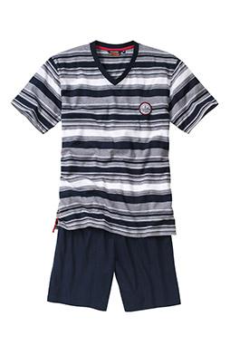 Homewear, Pijama M. Corta, 107941, MARINO