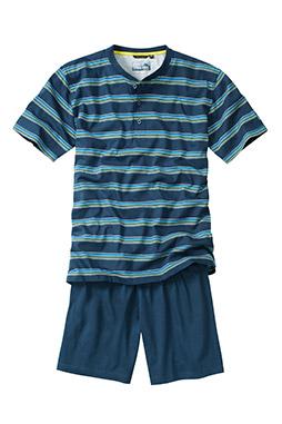 Homewear, Pijama M. Corta, 107943, NOCHE