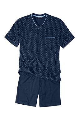 Homewear, Pijama M. Corta, 107961, MARINO