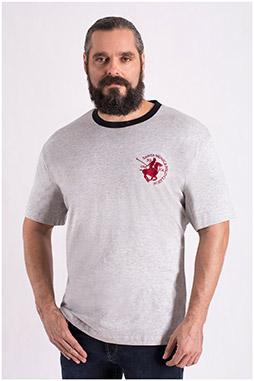 Homewear, Camisetas, 107983, GRIS MEDIO