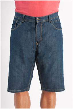 Pantalones, Bermudas, 108012, INDIGO