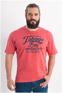 Sport, Camisetas M. Corta, 108023, CORAL