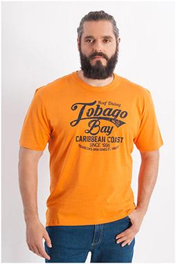 Sport, Camisetas M. Corta, 108023, NARANJA