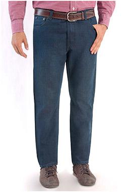 Pantalones, Vaqueros, 108172, INDIGO
