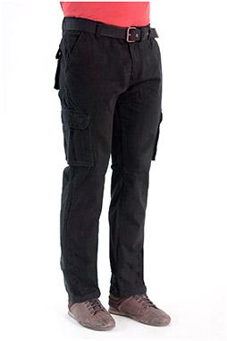 Pantalones, Sport, 108173, NEGRO