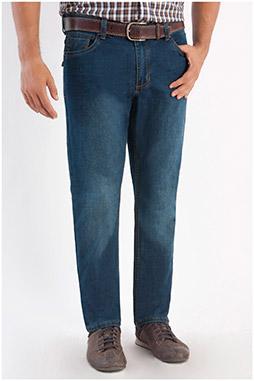 Pantalones, Vaqueros, 108176, INDIGO