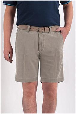 Pantalones, Bermudas, 108186, BEIGE