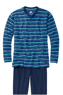 Homewear, Pijama M. Larga, 108191, NOCHE