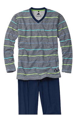 Homewear, Pijama M. Larga, 108192, MARINO