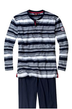 Homewear, Pijama M. Larga, 108193, MARINO