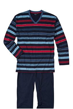 Homewear, Pijama M. Larga, 108196, MARINO