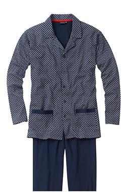 Homewear, Pijama M. Larga, 108197, MARINO