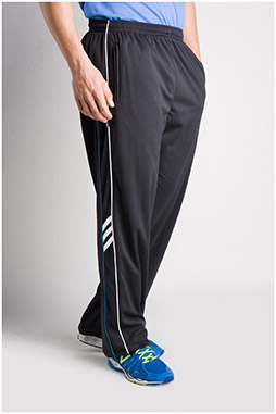 Pantalones, Chandal, 108204, NEGRO