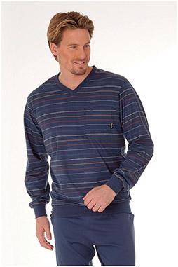 Homewear, Pijama M. Larga, 108229, INDIGO