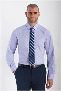 Camisas, Vestir Manga Larga, 108292, MALVA