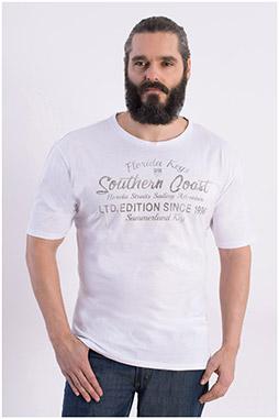 Sport, Camisetas M. Corta, 108361, BLANCO