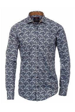 Camisas, Sport Manga Larga, 108371, MARINO