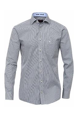 Camisas, Vestir Manga Larga, 108379, CELESTE