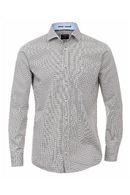 Camisas, Vestir Manga Larga, 108379, BEIGE