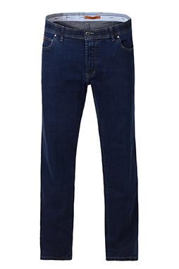 Pantalones, Vaqueros, 108383, AZUL OSCURO