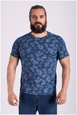 Sport, Camisetas M. Corta, 108451, INDIGO