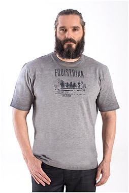 Sport, Camisetas M. Corta, 108455, PIEDRA
