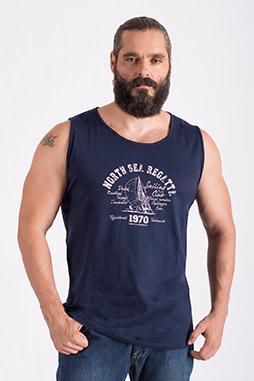 Sport, Camisetas M. Corta, 108457, MARINO