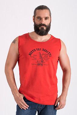 Sport, Camisetas M. Corta, 108457, ROJO
