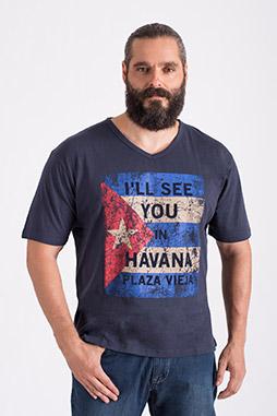 Sport, Camisetas M. Corta, 108463, INDIGO