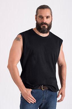 Sport, Camisetas M. Corta, 108467, NEGRO