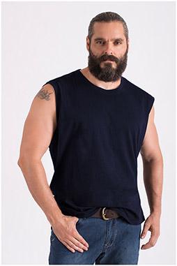 Sport, Camisetas M. Corta, 108467, MARINO
