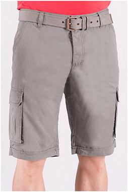 Pantalones, Bermudas, 108472, KAKI